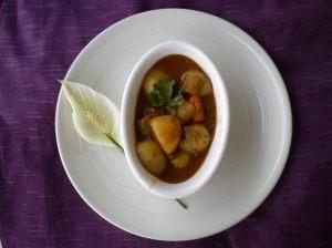 Tin stew