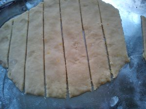 Biscuits dough 2