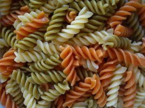 Precooked pasta